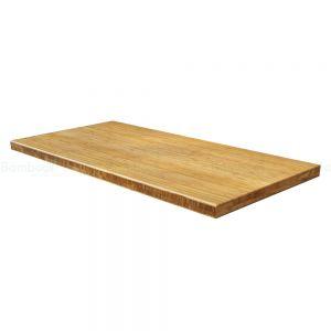 Mặt bàn gỗ tre ghép 140x70cm dày 50mm MB008