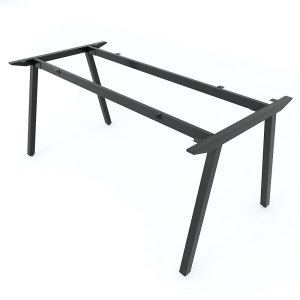 Chân bàn sắt 160x80cm lắp ráp hệ PLY HCPL007