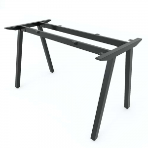 Chân bàn sắt 120x60cm hệ PLY lắp ráp HCPL002