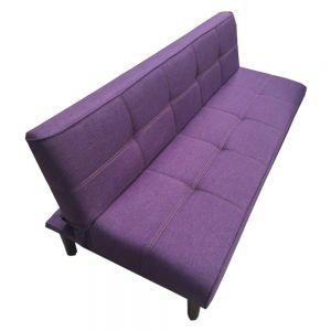 Sofa giường màu tím 168x86x33cm SFG68020