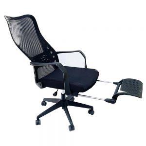Ghế lưới văn phòng lưng cao ngả nằm có gác chân MFTP738D