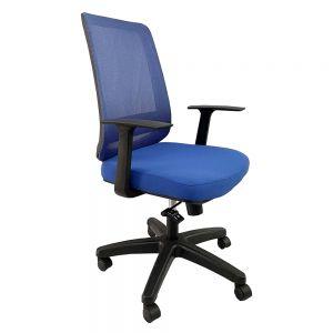 Ghế xoay văn phòng tay rời chân nhựa HOM1080-04