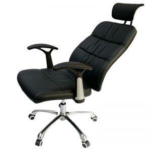 Ghế văn phòng ngả lưng chân hợp kim nhôm MF9393D