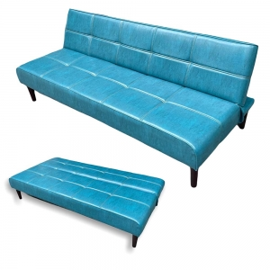 Sofa giường, sofa bed 1.7m xanh ngọc BNS2021D