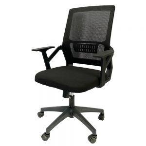 Ghế văn phòng chân xoay lưng lưới MF716B