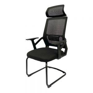 Ghế văn phòng chân quỳ có tựa đầu MF716D