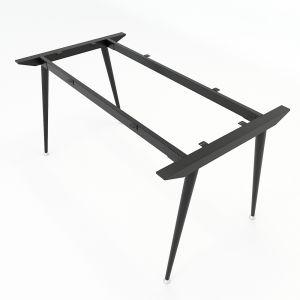 Chân sắt Cone cơ cấu lắp ráp cho bàn ăn CHBBA002