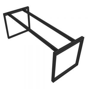 Chân sắt bàn làm việc hệ Rectang 180x70cm lắp ráp HCRT029