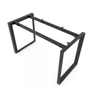 Chân sắt tam giác cho bàn 120x60cm hệ Trian II Concept HCTG002