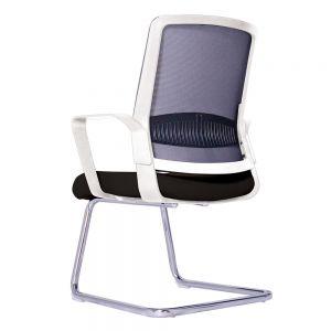 Ghế văn phòng chân quỳ khung viền trắng Java XT03 GTC006