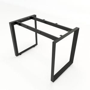 Chân sắt tam giác cho bàn 100x60cm hệ Trian II Concept HCTG001
