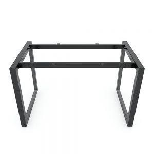 Chân sắt tam giác cho bàn 120x70cm hệ Trian II Concept HCTG007