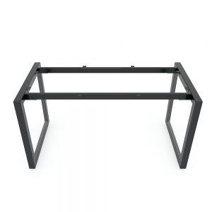 Chân sắt tam giác cho bàn 140x70cm hệ Trian II Concept HCTG008