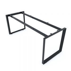 Chân sắt tam giác cho bàn 180x70cm hệ Trian II Concept HCTG009