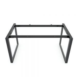 Chân sắt tam giác cho bàn 140x80cm hệ Trian II Concept HCTG010