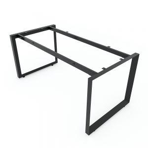 Chân sắt tam giác cho bàn 160x80cm hệ Trian II Concept HCTG011