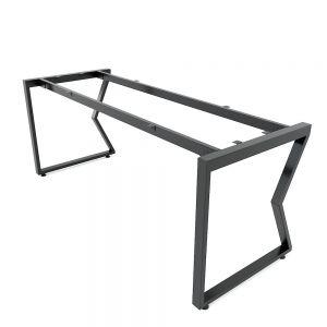 Chân sắt lắp ráp cho bàn 180x70cm hệ Mconcept HCMC028