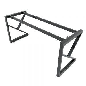 Chân sắt lắp ráp cho bàn 160x60cm hệ Kconcept HCKC024