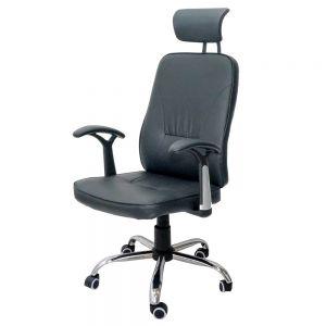 Ghế văn phòng chân xoay có tựa đầu ngả nằm GAKJO-011