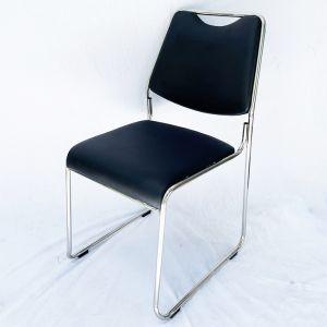 Ghế văn phòng chân quỳ lưng và nệm bọc simili GSP010
