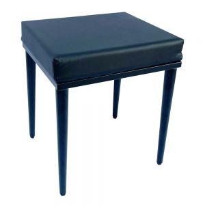 Ghế bàn trang điểm chân sắt nệm bọc simili GTD012