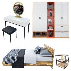 Combo nội thất phòng ngủ