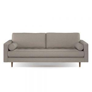 Sofa băng màu xám 180x82cm Loveseats 14 SFB68053