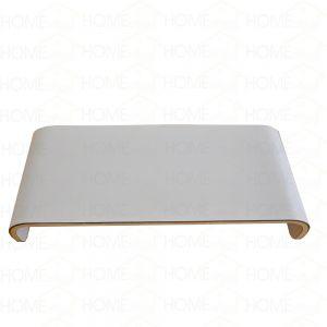 MS68006 - Kệ màn hình MonitorStand cong màu trắng - 49x20 (cm)