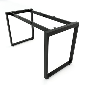 HCRT002 - Chân bàn sắt hệ Rectang 120x60cm lắp ráp