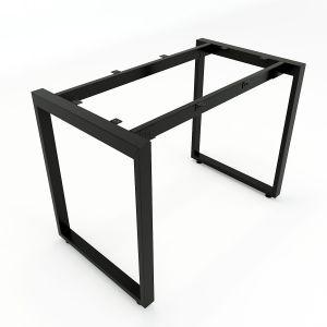 HCRT001 - Chân bàn sắt hệ Rectang 100x60cm lắp ráp