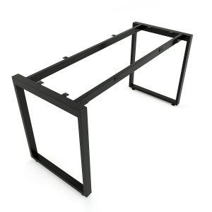 HCRT003 - Chân bàn sắt hệ Rectang 140x60cm lắp ráp