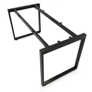 HCRT004 - Chân bàn sắt hệ Rectang 140x70cm lắp ráp
