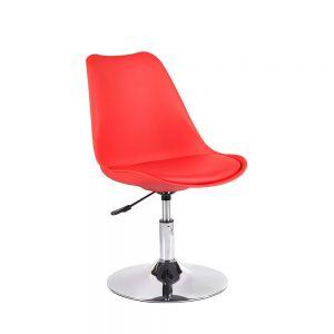 GBC68017  - Ghế bàn cao bọc nệm ngồi chân xoay