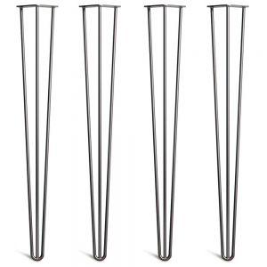 CHB68038 -  Chân bàn sắt Hairpin cao 102cm