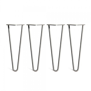 CHB68035 - Chân bàn Hairpin cao 40 cm