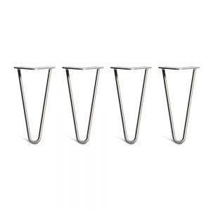 HCB68034 - Chân bàn Hairpin cao 25 cm