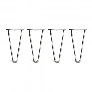 CHB68034 - Chân bàn Hairpin cao 25 cm