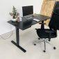 HO2AR3_G2 - Bàn FlexiGaming 80x160cm gỗ cao su 3 khớp chỉnh điện