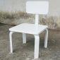 KD68009 - Bộ bàn ghế học tập cho trẻ em KidDesk V2 màu trắng 100x60x45 (cm)