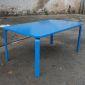 KD68007 - Bộ bàn ghế học tập cho trẻ em KidDesk V2 màu xanh 100x60x45 (cm)