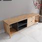 KTV68041 - Kệ tivi phòng khách hiện đại bằng gỗ 160x40x50cm