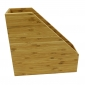 PKT001- Khay đựng tại liệu đơn gỗ tre ép