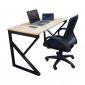CB68044- Combo bàn KConcept và ghế xoay văn phòng