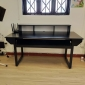 Bàn phòng thu StudioDesk 160x70x95cm có hộc kéo đàn SD68001