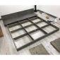 Giường ngủ JAPA gỗ cao su 190x220cm GN68018