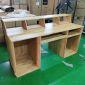Bàn phòng thu StudioDesk chân hộp kích thước lớn (180x71x100cm) SD68004