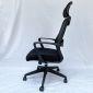 Ghế văn phòng chân xoay có tựa đầu MF719L