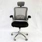 Ghế văn phòng có tựa đầu lưng lưới tay lật MF8331A