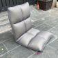 Ghế bệt, ghế thư giãn nệm màu xám GB68014