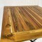 Bàn xếp gọn ngoài trời REFORD mặt gỗ tràm CFD68089
